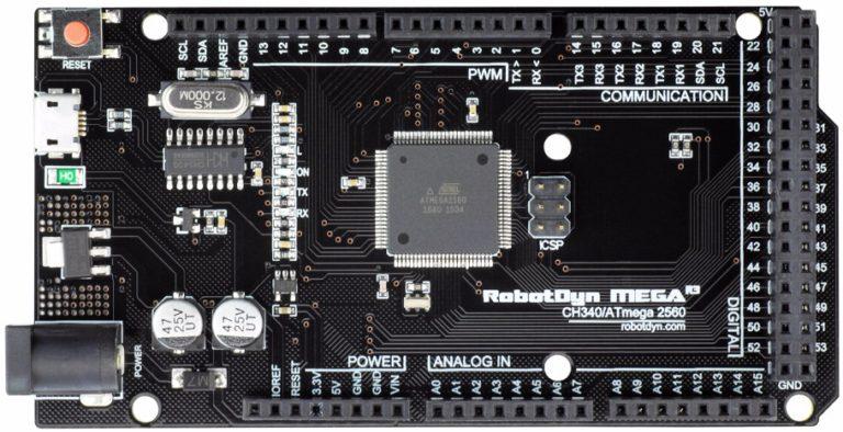 LED часы-сувенир бомба на arduino
